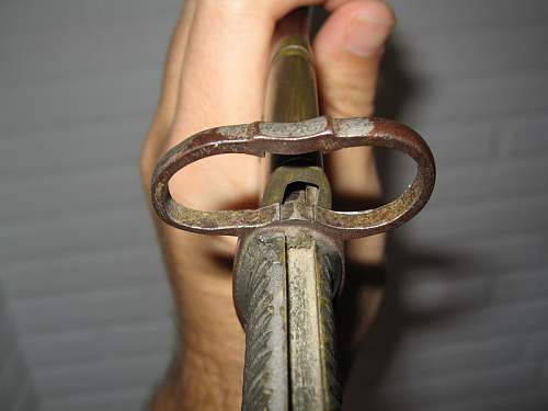 Question about bayonet id and presentation