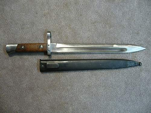 Mannlicher M95 - Busch Solingen W17 -