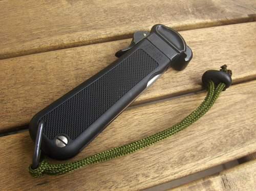 """Gravity Knife """"LL80"""" Eickhorn, (COLT)"""