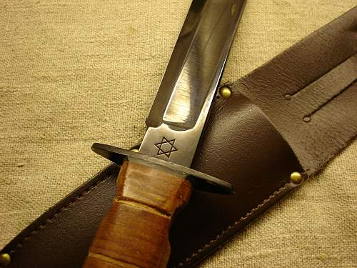 Israeli Fighting Knife