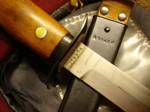 Polish Fighting Knife