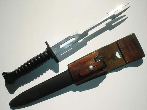 M1957 pattern meat fork -bayonet