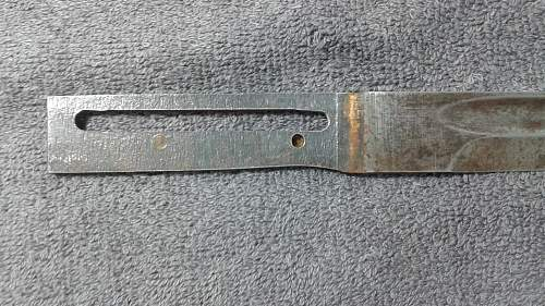 Bayonet what type is this?????