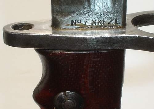 """No.7Mk.I/L (W.S.C.) """"World War Two"""" ? ..."""