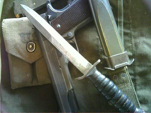 M3 Knife W/possibly the worst pictures ever
