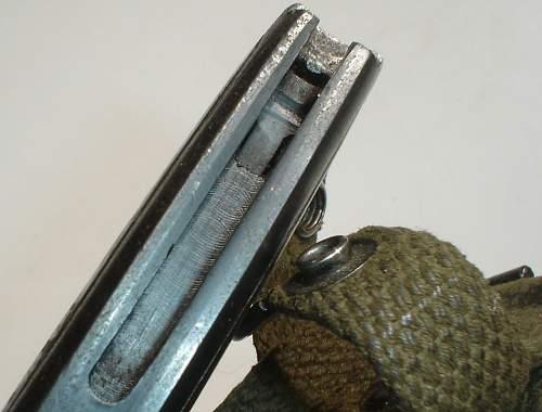 Krag M1956 SLK bayonet for Garand .30 M1 carbine