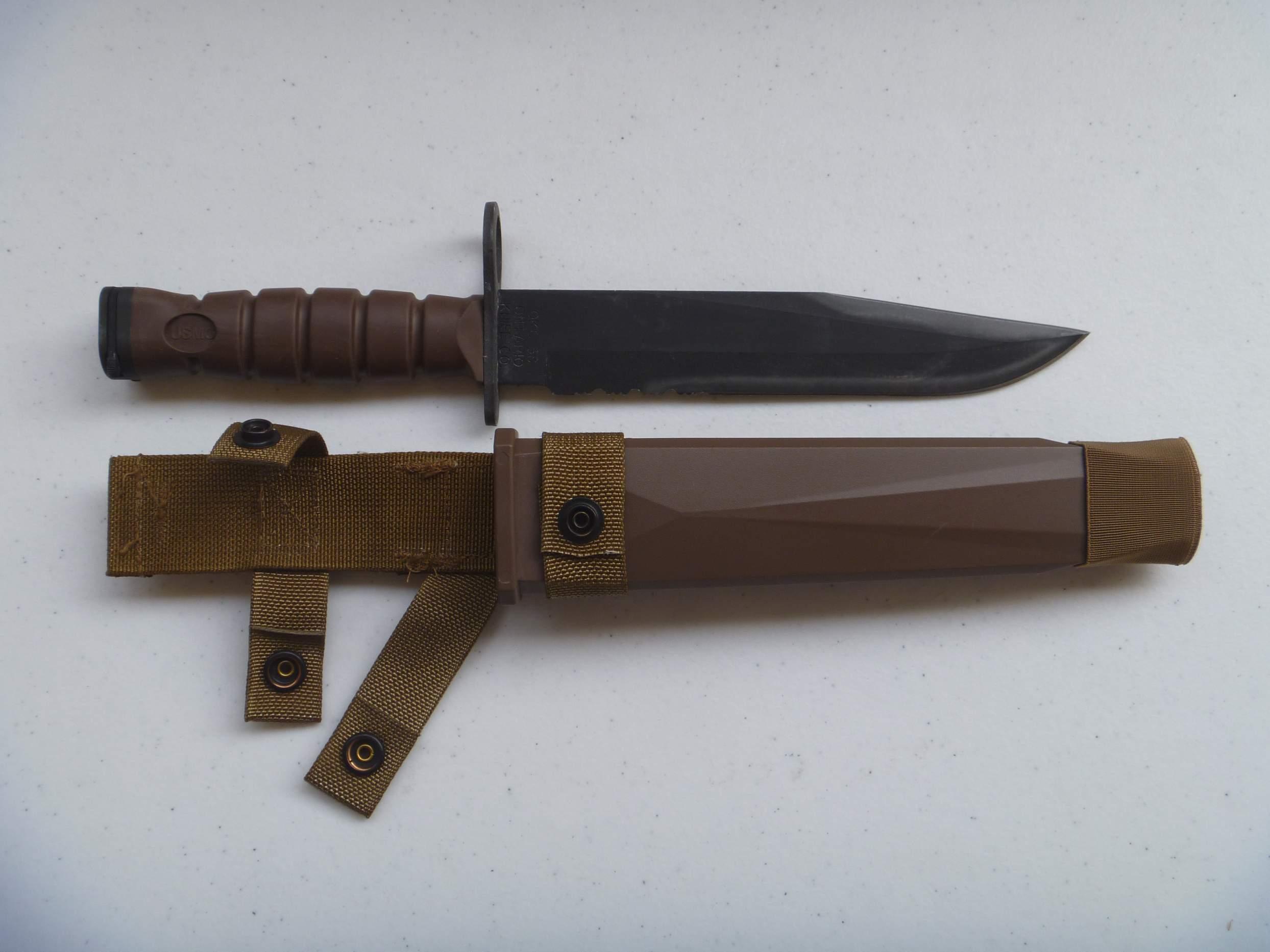 Usmc Okc 3s Bayonet