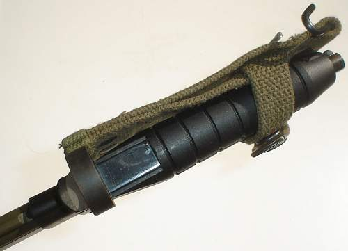 "Heckler&Koch G3L bayonet ""Army issued"" ? ..."