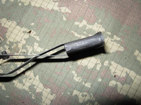 Turkish-made AKM bayonet