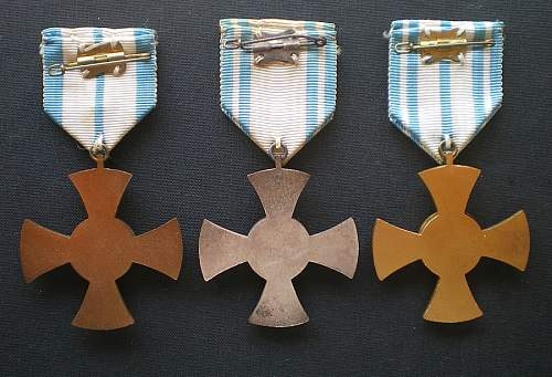 Ehrenzeichen des Freistaates Bayern für Verdienste um das BRK