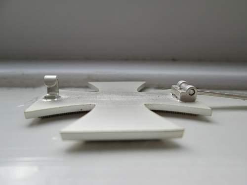 Eisernes Kreuz 1 klasse 2008 prototype