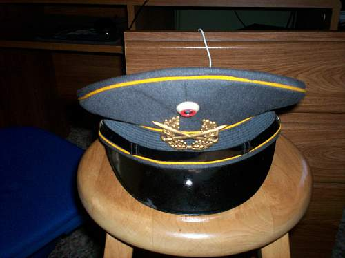 1968 West German Hat