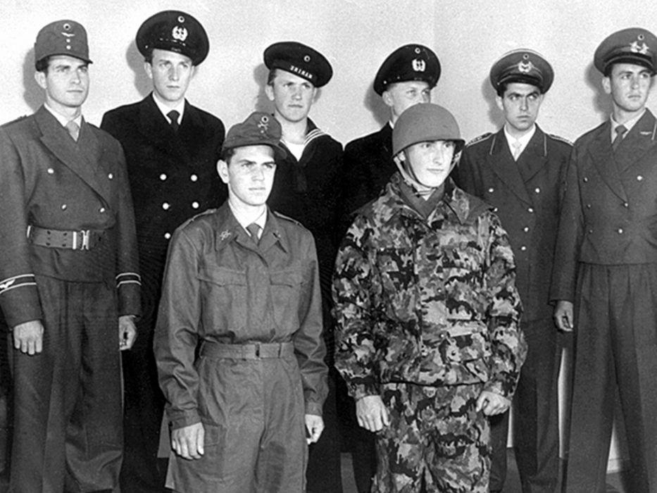 Uniformen Der Bundeswehr