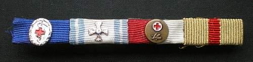 DRK long service awards