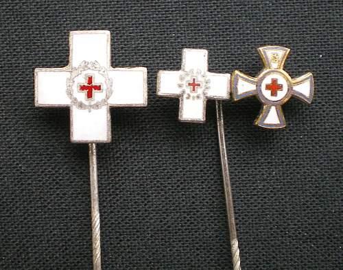 Das Ehrenzeichen des Deutschen Roten Kreuzes