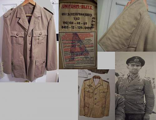 Please help identify this coat.WW2 or Post War Era?