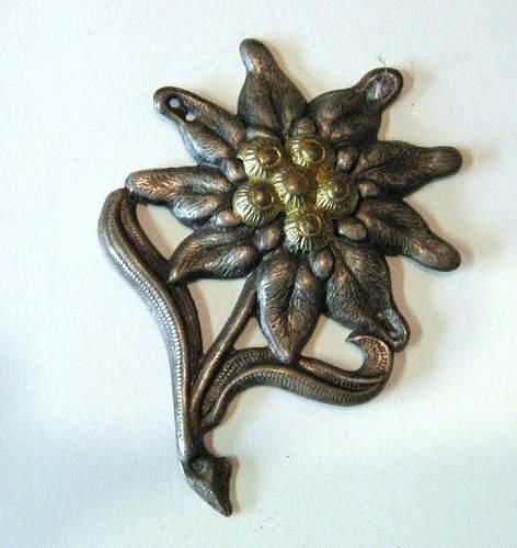 Edelweiss Emblem