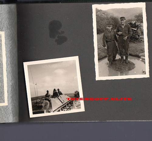 A Bundeswehr photograph album, a must see !