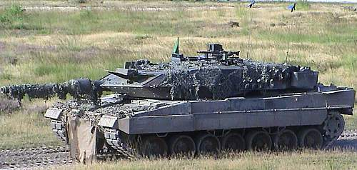 Panzers in Wales !