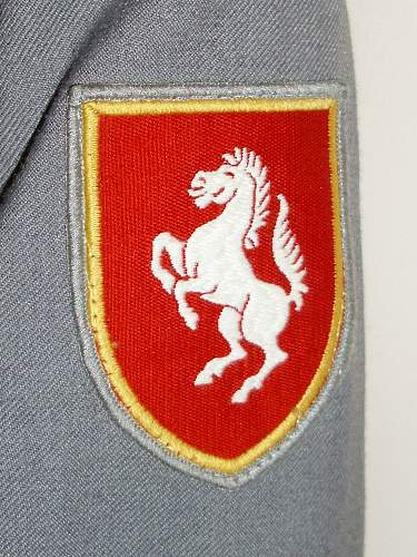 show us bundeswehr parade tunics