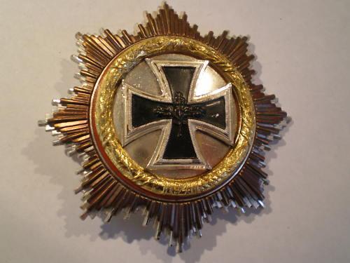 Deutsches Kreuz 57er