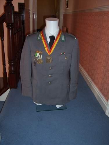 panzergrenadier tunic