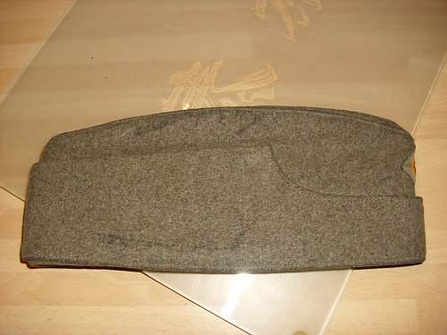 Early Bundeswehr feldbluse/Trousers