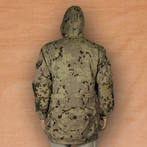 variations of the Bundeswehr camo
