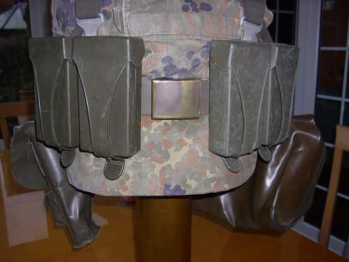 Late 1980's Panzergrenadier display.