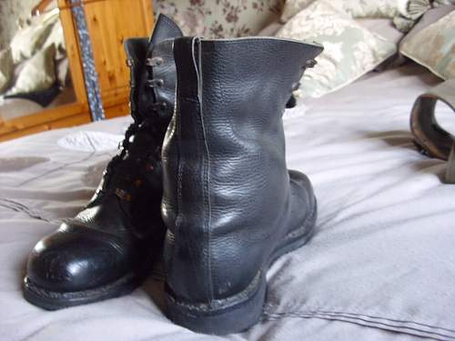 BW Kampfstiefel.... (Boots !)