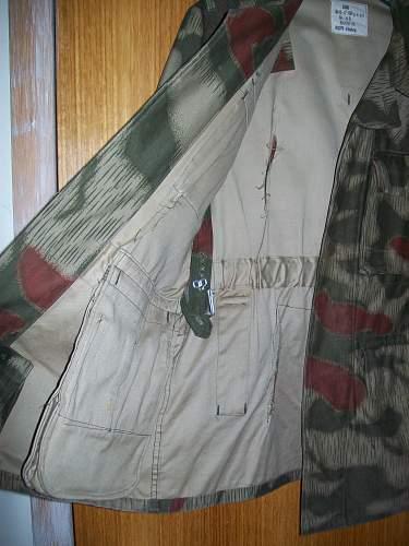 Sumpftarn Jacket.