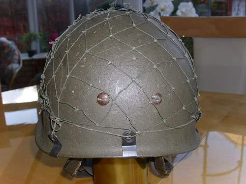 My West German Helmet