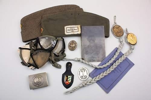 Afrika Korps/Bundeswehr Veteran...