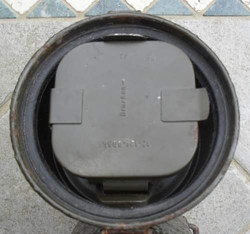 Gas Mask Case