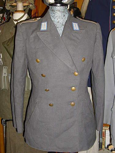 "My first ""New Generation""dress tunic 1956."