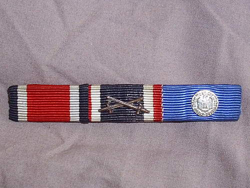 Post your 57er ribbon bars.....