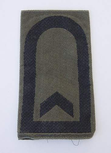 Confussed  Need help with Shoulder boards