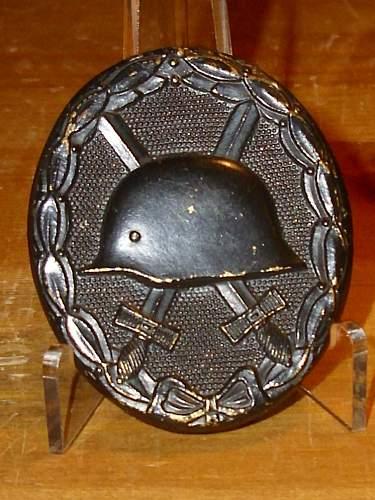 57er Deumer wound badge