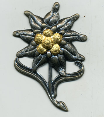 Opinion on Edelweiss cap badge