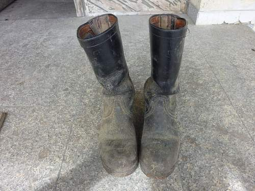 Need help on these boots ...