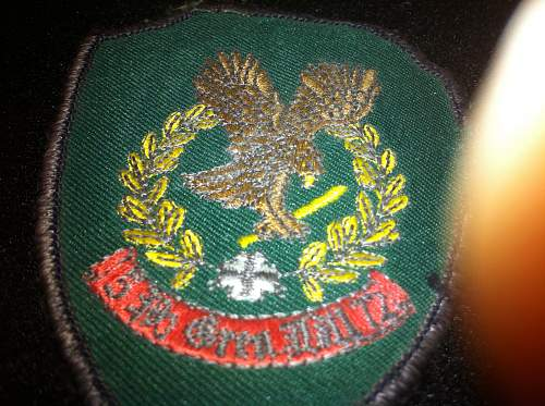 Did somebody ever see this German Air Force patch