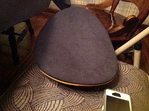 German cap