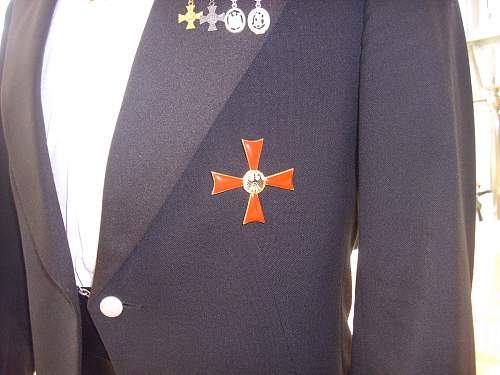 BW Heer Officers mess jacket......