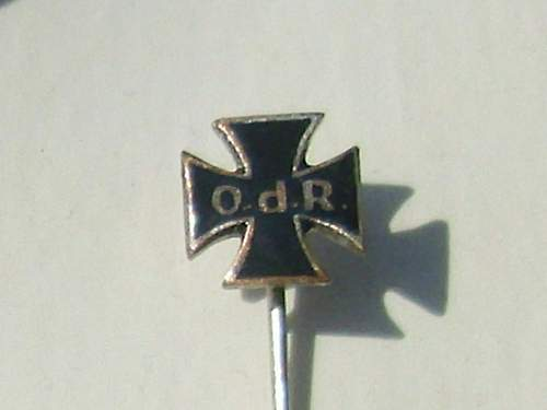 Knights Cross Association (O.d.R.) pin !