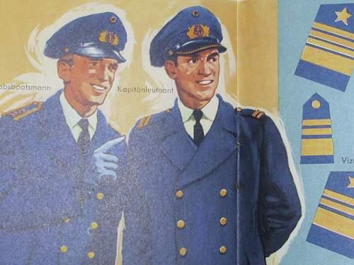 Bundesmarine Visors