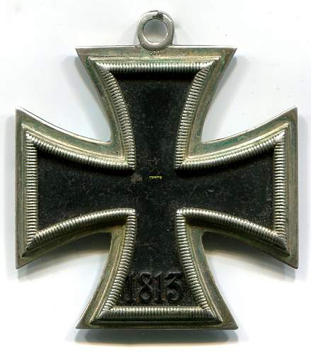 Another 57er Knights Cross..............
