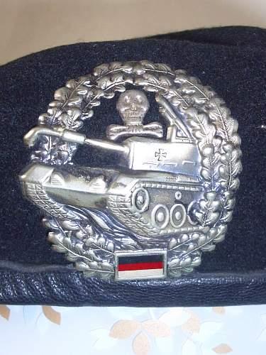 4./Pz Btl 203 Beret....................