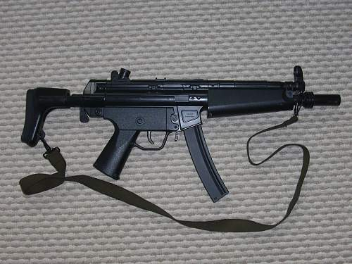 SMG use in West Germany..........................