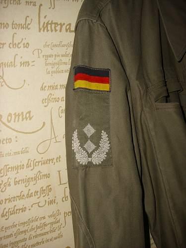 Bundeswehr Luftwaffe Flight Jacket