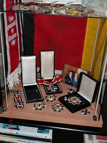 My Bundeswehr and 57er awards collection
